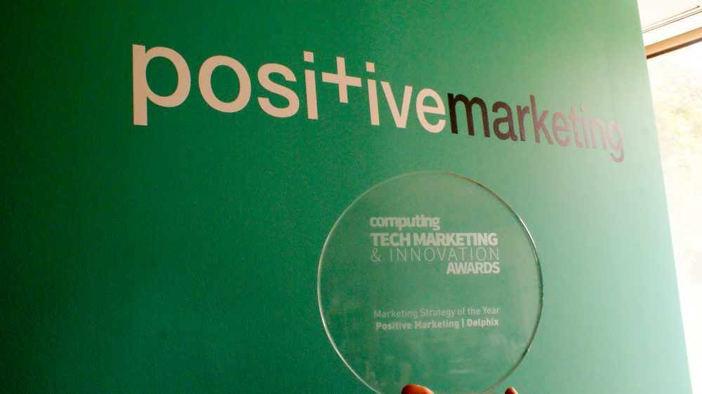 Positive Marketing Marketing Strategy of the Year Award 2017