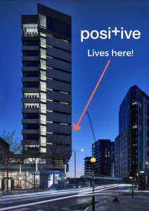 positive 1 lyric sq hammersmith
